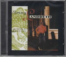 Sonny Landreth - Down in Louisiana, CD New