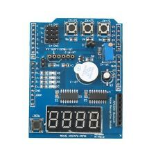 Multifunctional Expansion Board Shield Learning Education For Arduino UNO R3 HR