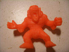 MATCHBOX panini Monster In My Pocket  n°24 WINDIGO Rouge Fluo Neon Red