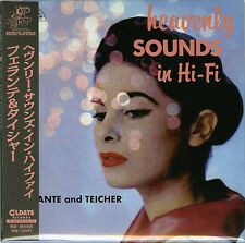 FERRANTE & TEICHER-HEAVENLY SOUNDS IN HI - FI-JAPAN MINI LP CD C94