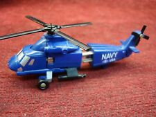 1984 BANDAI - MR40 U.S. NAVY HELICOPTER TRANSPORT - ROBO SERIES - GREAT COND.