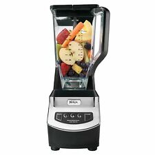 Ninja Professional Blender NJ600 3-Speeds 1000 Watts Pro Power XL 72oz Pitcher