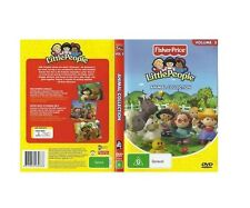FISHER PRICE LITTLE PEOPLE ANIMAL COLLECTION DVD BRAND NEW!