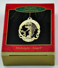 Hallmark Holiday Ornament - Midnight Angel Dated 1997 Ensemble USPS Ornament