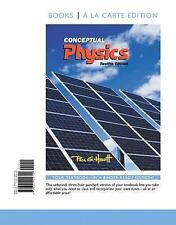 Conceptual Physics, Books a la Carte Edition (12th Edition) by Paul G. Hewitt