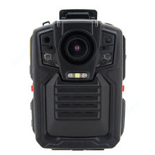 HD 1296P Police IR Pocket Body Secury Camera Cam DVR 140°  64GB +Extra 1 Battery