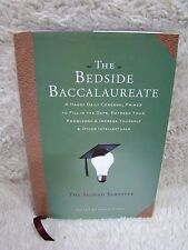 2009 The Bedside Baccalaureate - The Second Semester Edited by David Rubel Hb Bk