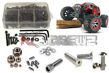 RC Screwz TRA036 Traxxas Summit Stainless Steel Screw Kit