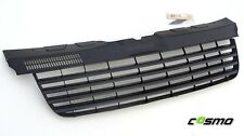 VW TRANSPORTER T5 03-09 ABS BLACK WITHOUT LOGO FRONT CENTER GRILLE GRILL