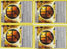 ~Pokemon Play Set 4x Strong Special Energy Card x4 104/111 XY Furious Fists!