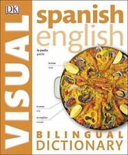 Spanish English Bilingual Visual Dictionary (DK Visual Dictionaries), DK