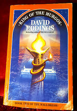 David Eddings  King Of The Murgos   Book 2 Of The Malloreon   (Large Print)