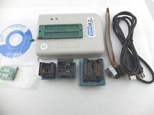 Universal USB Programmer  EEPROM Flash SPI BIOS 24/25/BR90/93 + Sockets
