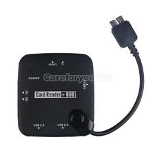 New OTG Micro USB3.0 Adapter Hub Card Reader for Samsung Galaxy Note 3 #Cu3