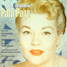 Patti Page - The Collection [CD Like New] Mint Disc & Case