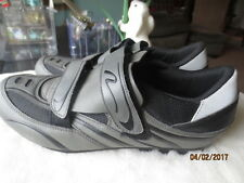 Mens Specialized Nashbar Leather Cycling Shoes W/ Shimano CLEATS Sz 46 (US 12)