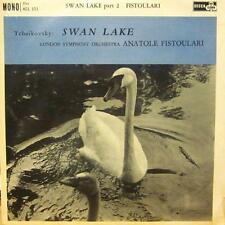 Tchaikovsky(Vinyl LP)Swan Lake Part 2-Decca (Ace Of Clubs)-ACL 101-UK-VG/VG