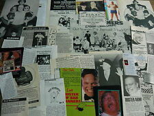 BAD MANNERS - MAGAZINE CUTTINGS COLLECTION (REF ZF)