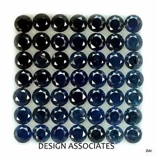 BLUE SAPPHIRE 4.25 MM ROUND ROYAL BLUE COLOR AAA SINGLE STONE