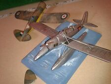 JOB LOT OF 2 RYAN ST (LIKE PT-22 RECRUIT) 1/48 BUILT / MADE SPARES OR REPAIR