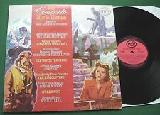 Geoff Love & His Orch Big Concerto Movie Themes inc Song of Norway + MFP 5261 LP