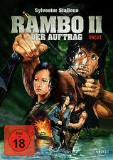 Rambo 2 - Der Auftrag (Sylvester Stallone)           | Uncut Edition | DVD | 036