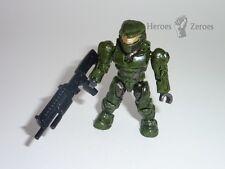 Halo Mega Bloks Series 5 UNSC Green Spartan with Shotgun (Common)