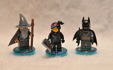 Lego Dimensions Figure Set Batman Gandalf Wyldstyle (No Game or Portal)