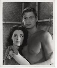 Photo TARZAN ET SA COMPAGNE Tarzan and his mate WEISSMULLER O'Sullivan US 1934