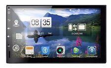 "7"" 4-Core 1.8Ghz Android 4.4 Car GPS Nav Wifi 2DIN InDash MP5 Player EasyGo A150"