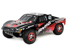 TRA68086-3 Traxxas Slash 4X4 Brushless 1/10 4WD RTR Short Course Truck