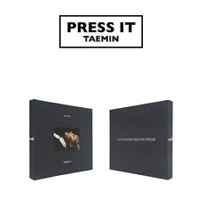 TAEMIN 1ST ALBUM - PRESS IT CD   SHINEE   TAEMIN free shipping