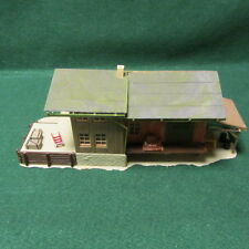 Vintage Faller HO Scale Freight Station Building with Detail - Built
