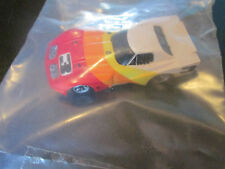 Vintage AURORA AFX BLAZING BRAKES CORVETTE GT Mint HO SLOT Car sealed bag