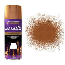 x1 Rust-Oleum Multi-Purpose Premium Spray Paint Indoor Outdoor Metallic Copper
