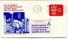 1979 Shuttle Orbital Forward Reaction Control System Qualification Tests SPACE