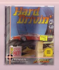 Hard Drivin' (Domark 1989) Amstrad DISK - Big Box Disc Edition - GC & Complete