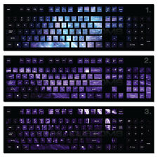 Mechanical Keyboard Vinyl Decal Skin Kit Cherry MX Keycap / Key cap - a21