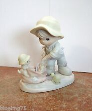 Enesco Precious Moments Nothing Can Dampen The Spirit Of Caring #603864 NIB PR5