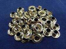 C.S.OSBORNE #N1-00 Size 00 Nickel Grommets and Washers