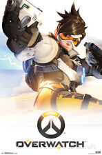 Overwatch- Game Cover Poster Print, 22x34