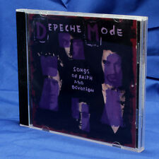 Depeche Mode - Songs of Faith and Devotion - music cd album
