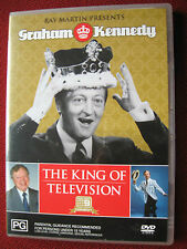 Ray Martin Presents Graham Kennedy - DVD is Good as New!! Sony label DVD