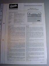 C702/ Graetz Radio- Kundendienst; PAGINO K 43 C; UKW-Transistor- Kofferempfänger