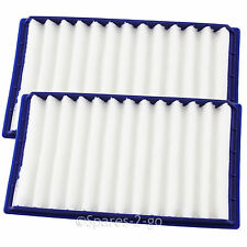 2 x Vacuum Cleaner CASSETTE FILTERS Fits DYSON DC02 Filter