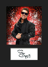 THE MIZ #1 (WWE) Signed (Reprint) Photo A5 Mounted Print - FREE DELIVERY