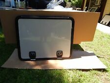 "RV Trailer Access Cargo Door, 36"" X 29"", W/Keys, Latch, Frame, New #23"
