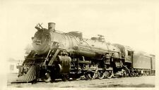 R525 RP 1930s W of A WESTERN OF ALABAMA RAILROAD ENGINE #186