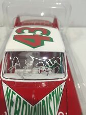 AUTOGRAPHED #43 Richard Petty 1960 PLYMOUTH FURY Historical CHRISTMAS 2015