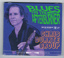 CHRIS DUARTE GROUP - BLUES IN THE AFTERBURNER - 12 TRACKS - 2011 - NEUF NEW NEU